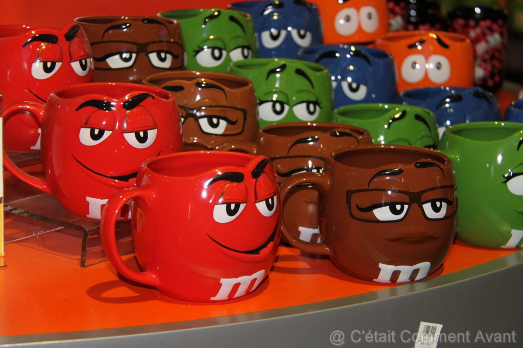 Des tasses