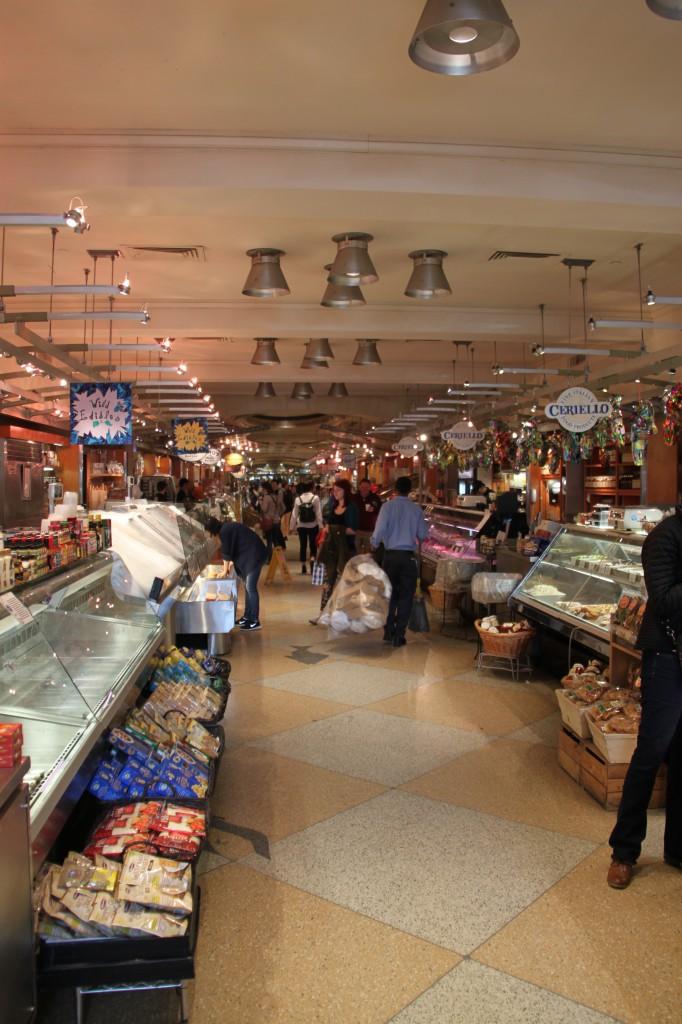le marché de la station centrale (dédicace à appelez moi madame)