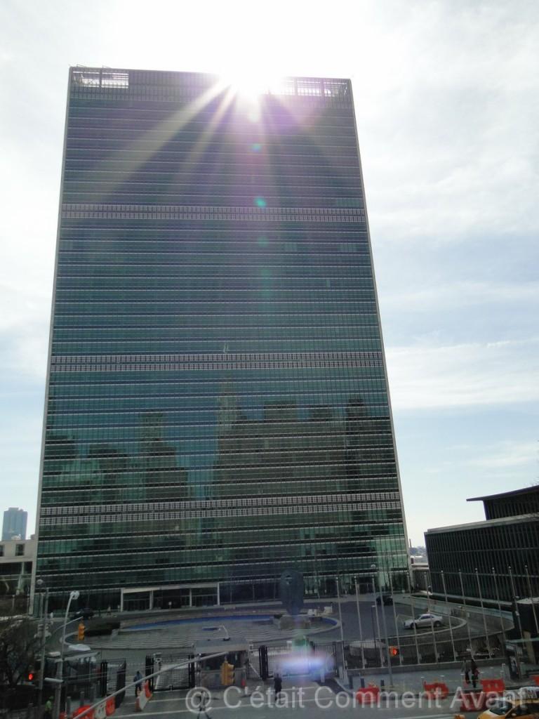Batiment de l'ONU