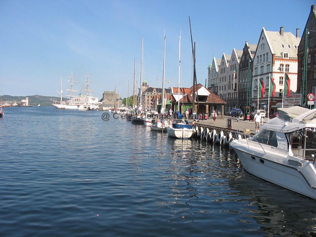 Port de Bergen (Norvège)