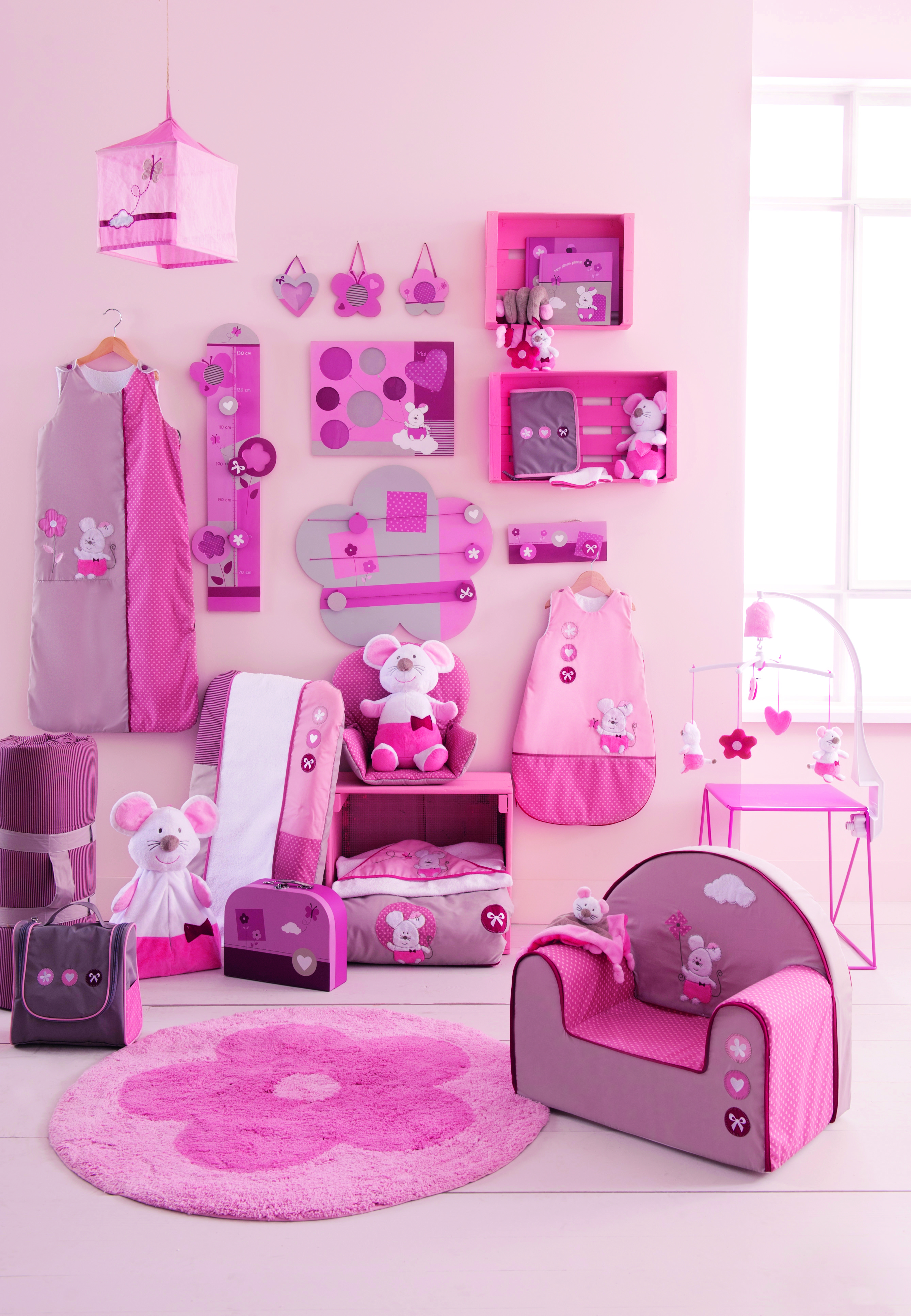Je referai bien la chambre de mes filles avec b b 9 c for Tu me chambres