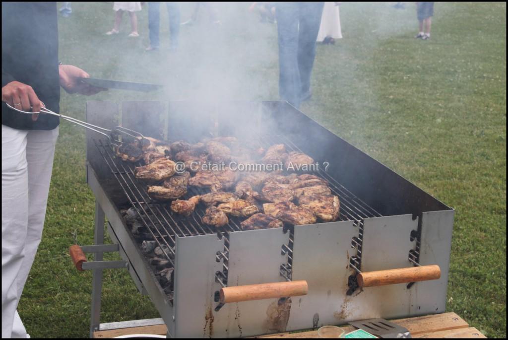Barbecue pour 30 ;-)
