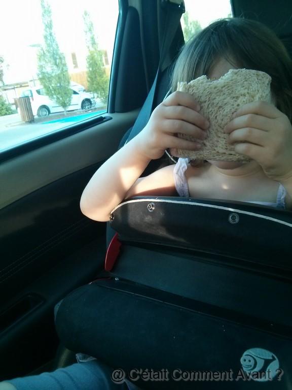 hummm le sandwich !