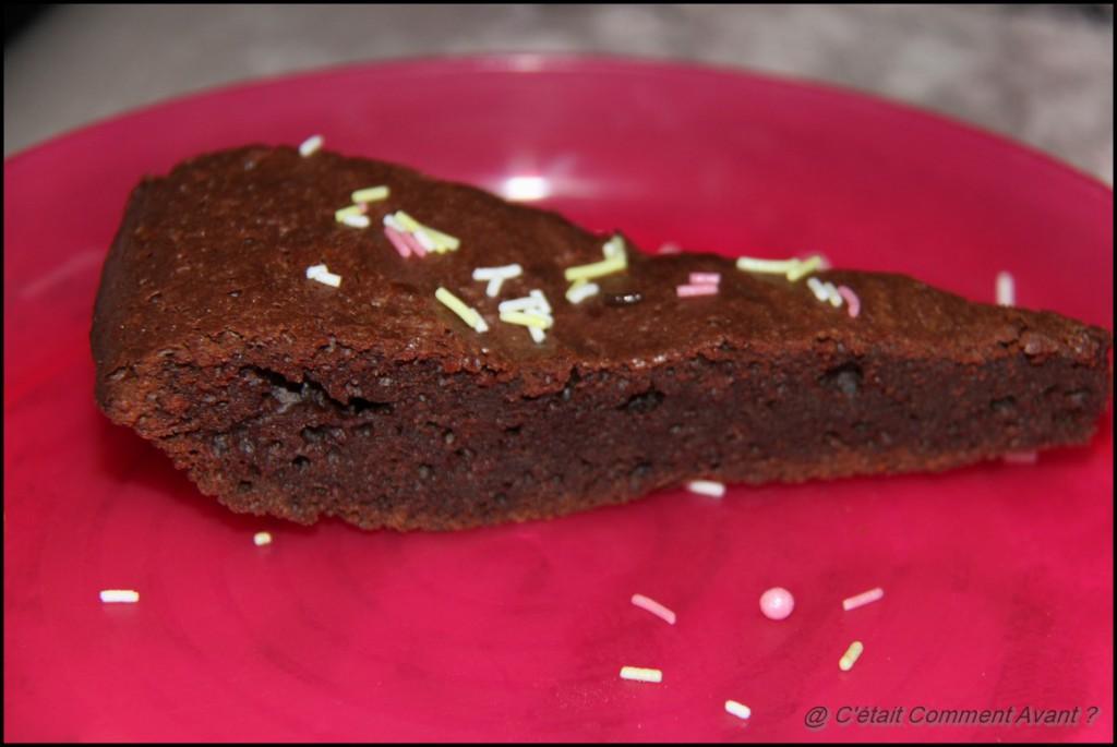 Faire un fondant au chocolat avec du beurre salé