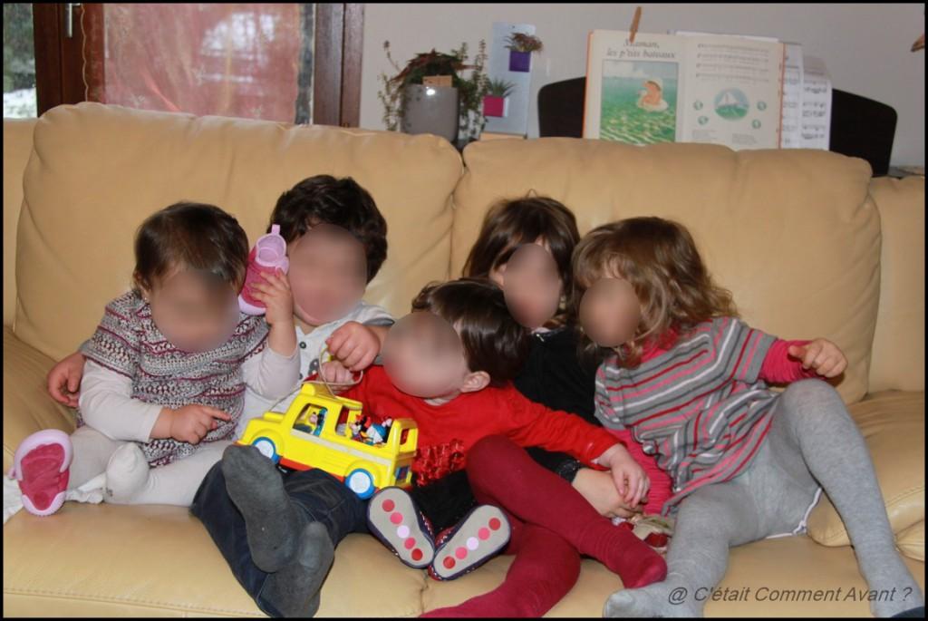 Essayer de faire une photo de tous les petits cousins (...Article à venir!)