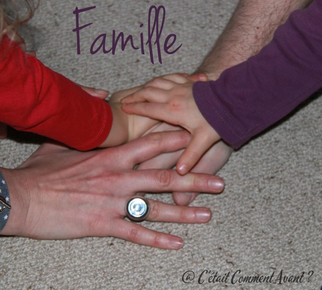 sem 8 famille