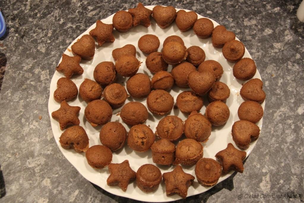 Préparer des Popcakes