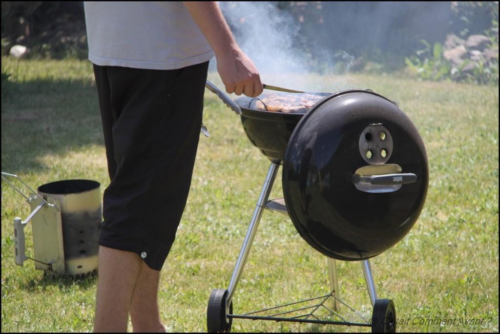 Sortir le barbecue dès qu'il fait beau