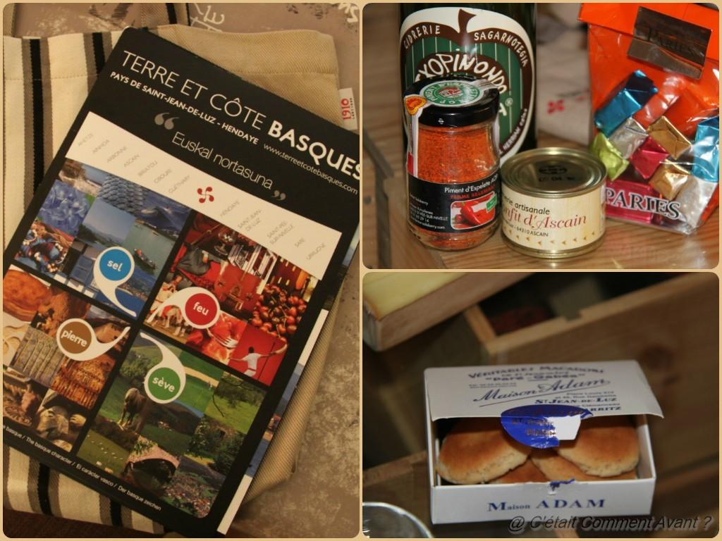 Découvrir les produits de Terre et Côte Basque