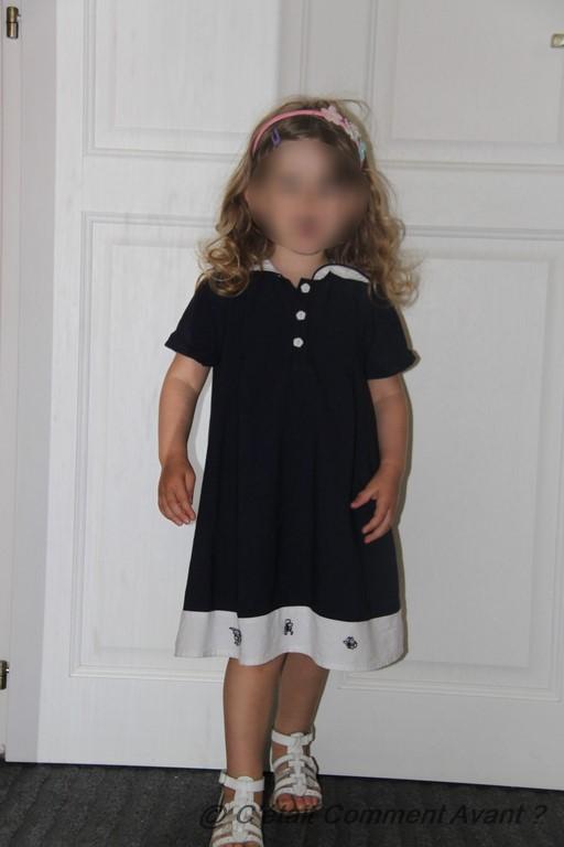 L'habiller en petite fille modèle