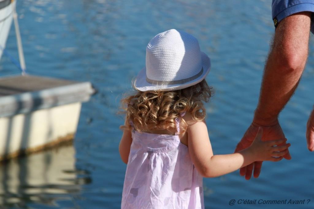 Regarder la mer avec Papy