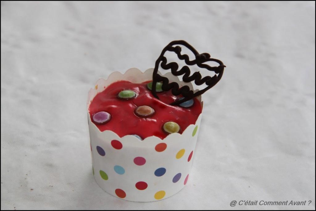 Cupcake chocolaté