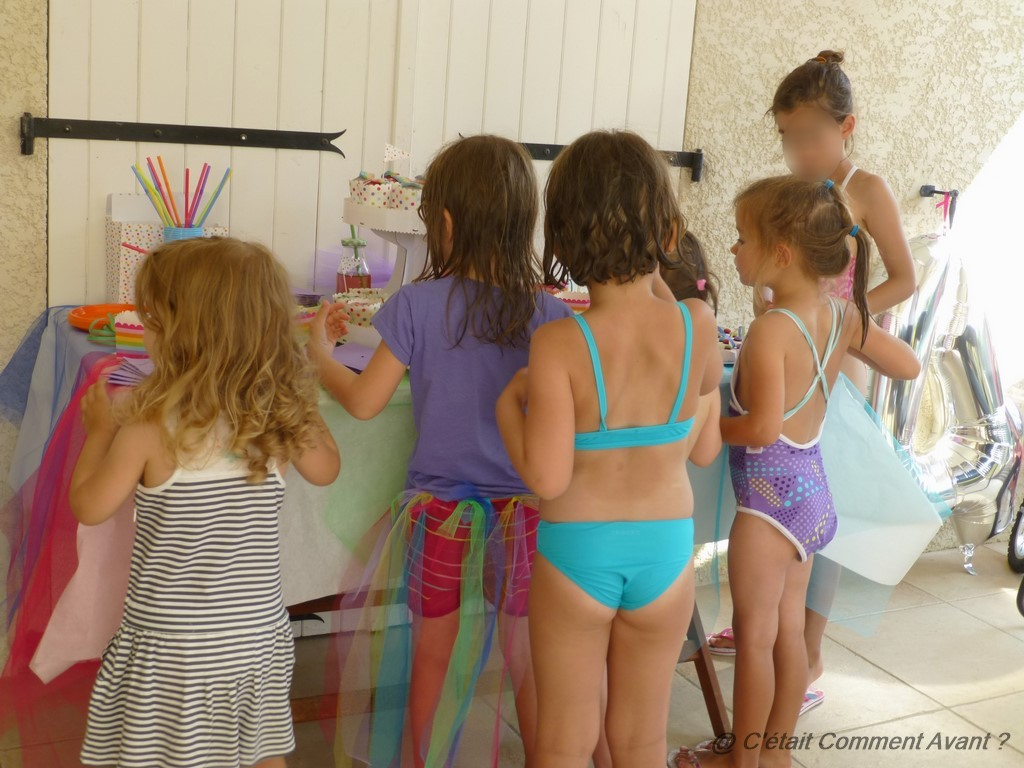Fêter chaque année son anniversaire en maillot de bain :)