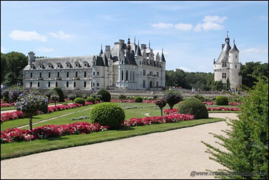 Admirer le Château de Chenonceau
