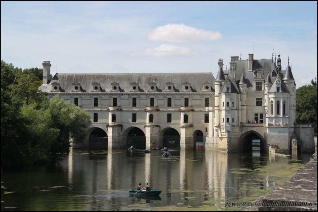 Admirer le Château de Chenonceau bis