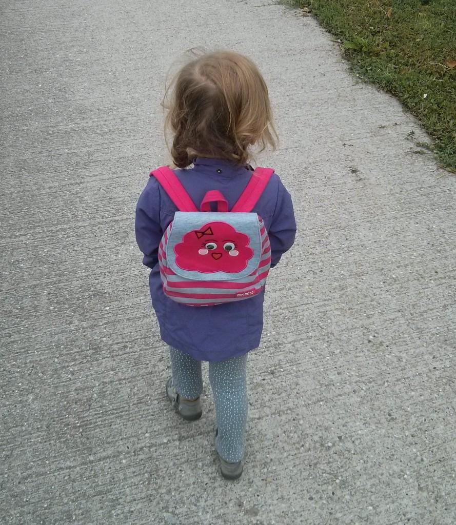 Aller chercher sa sœur à l'école