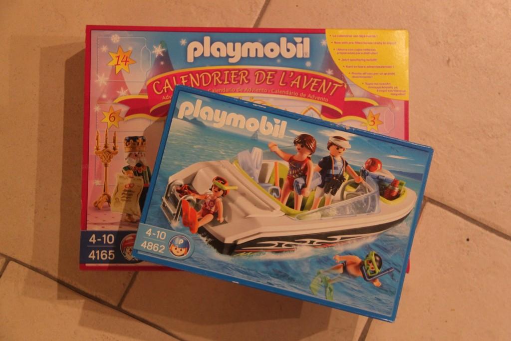 Shopper du playmobil