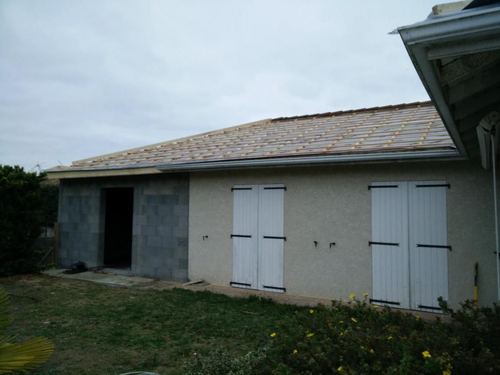 Avoir tout bientôt un toit tout beau tout neuf !