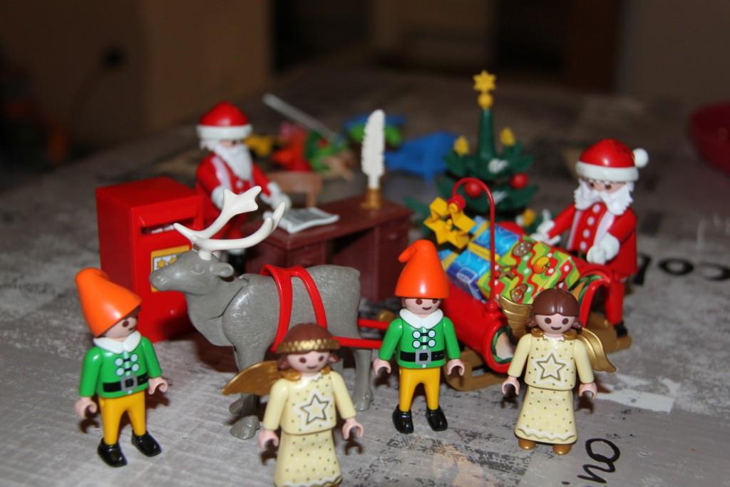 S'équiper pour les scènes de Noël sur PikoPLaymo
