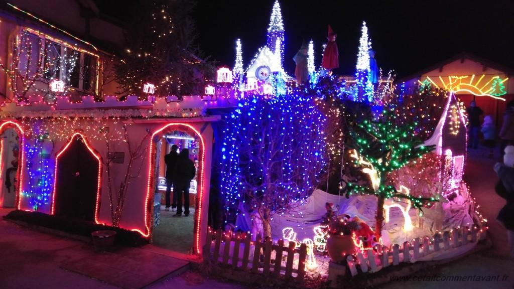 Le jardin de la maison Illuminée