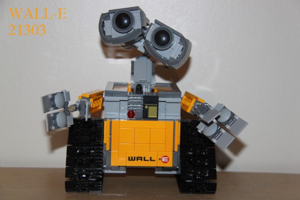 WALL E lego