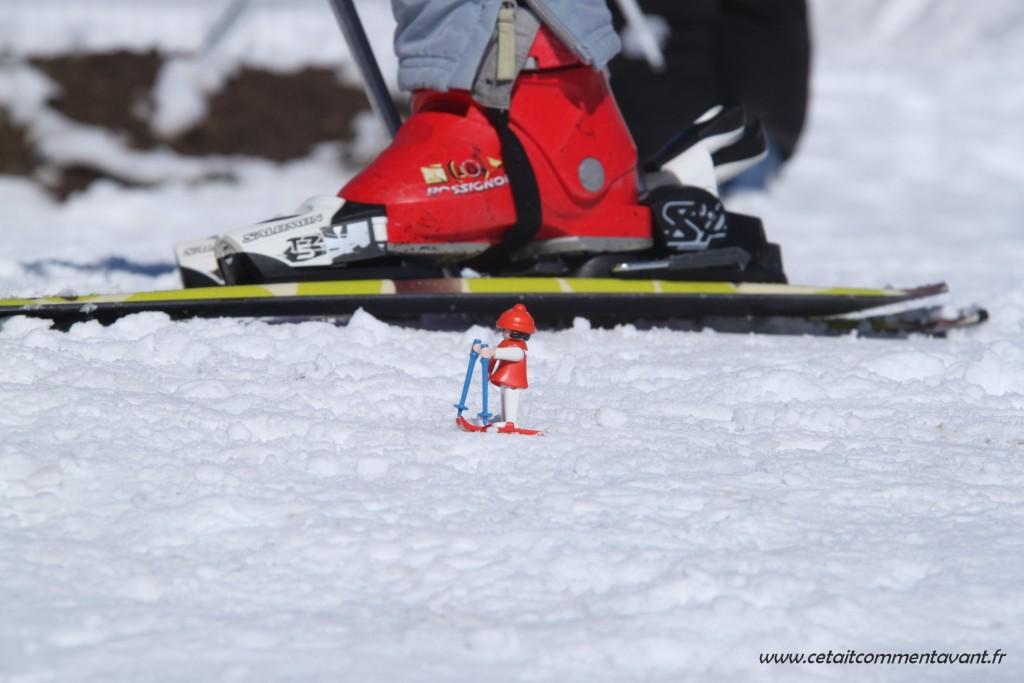En avant le ski !