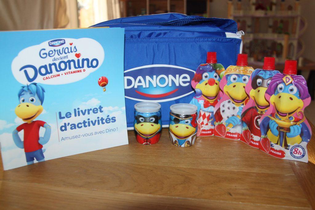 Les filles adorent les nouveauté danonino !