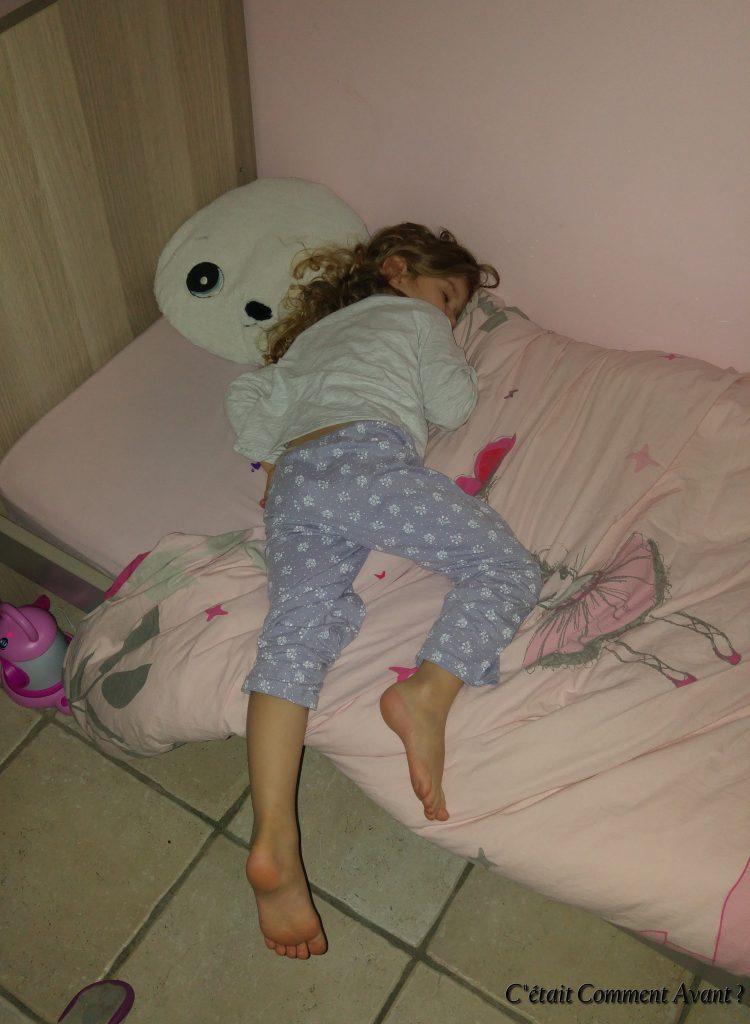 Dormir en largeur !